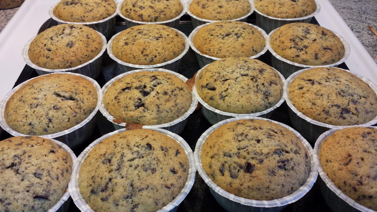 Muffinit Ilman Munaa